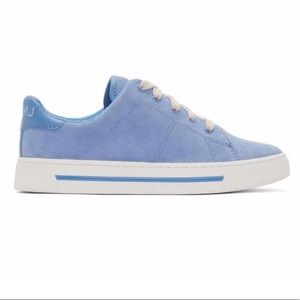 Marc by Marc Jacobs Blue Suede cute kicks